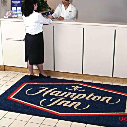 Hampton Inn Floor Mat